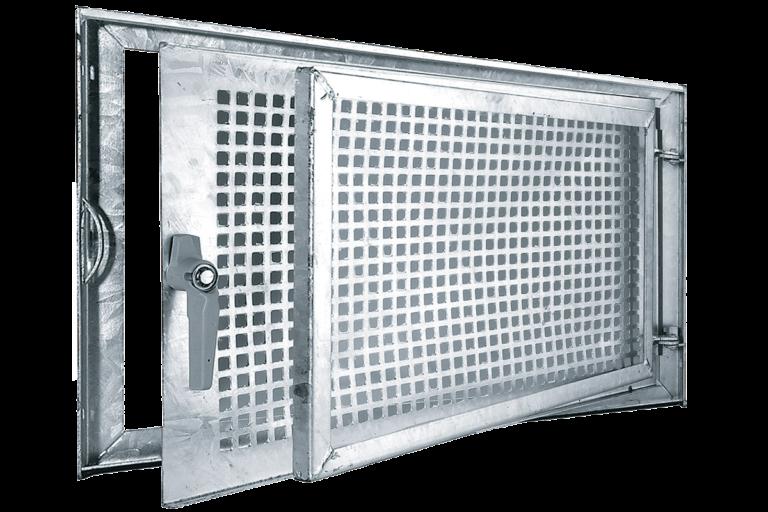 MEALIT steel basement window