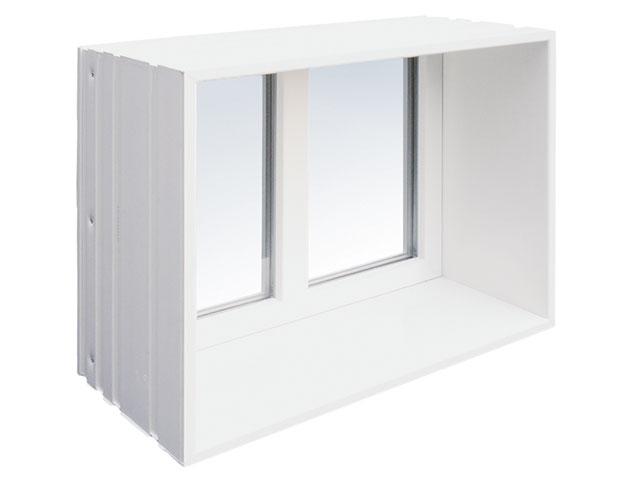MEAVARIO maatwerk venster