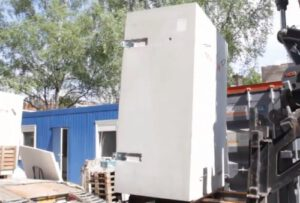 installatie drukwaterdichte kelderkoekoeken